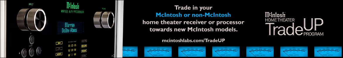 McIntosh Labs Trade-up