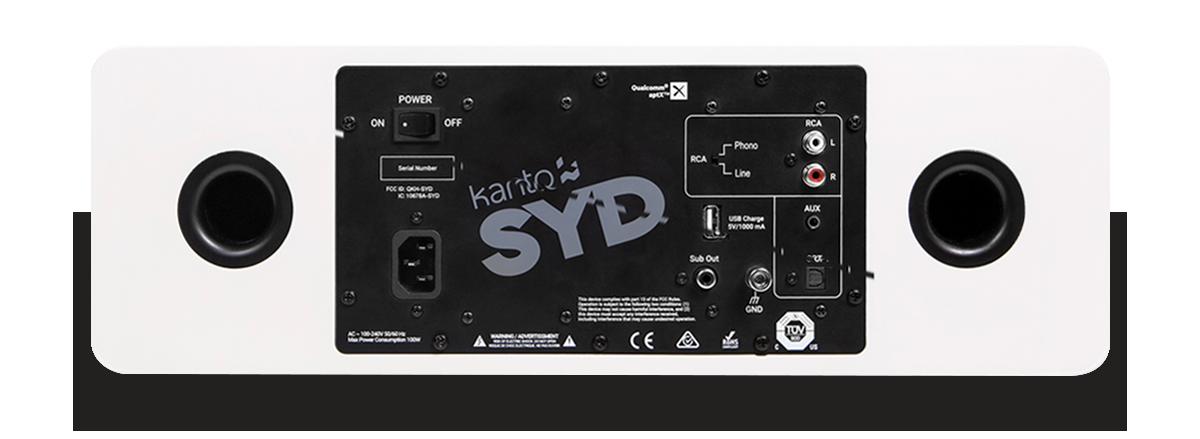 SoundStage! Simplifi | SoundStageSimplifi com - Kanto SYD
