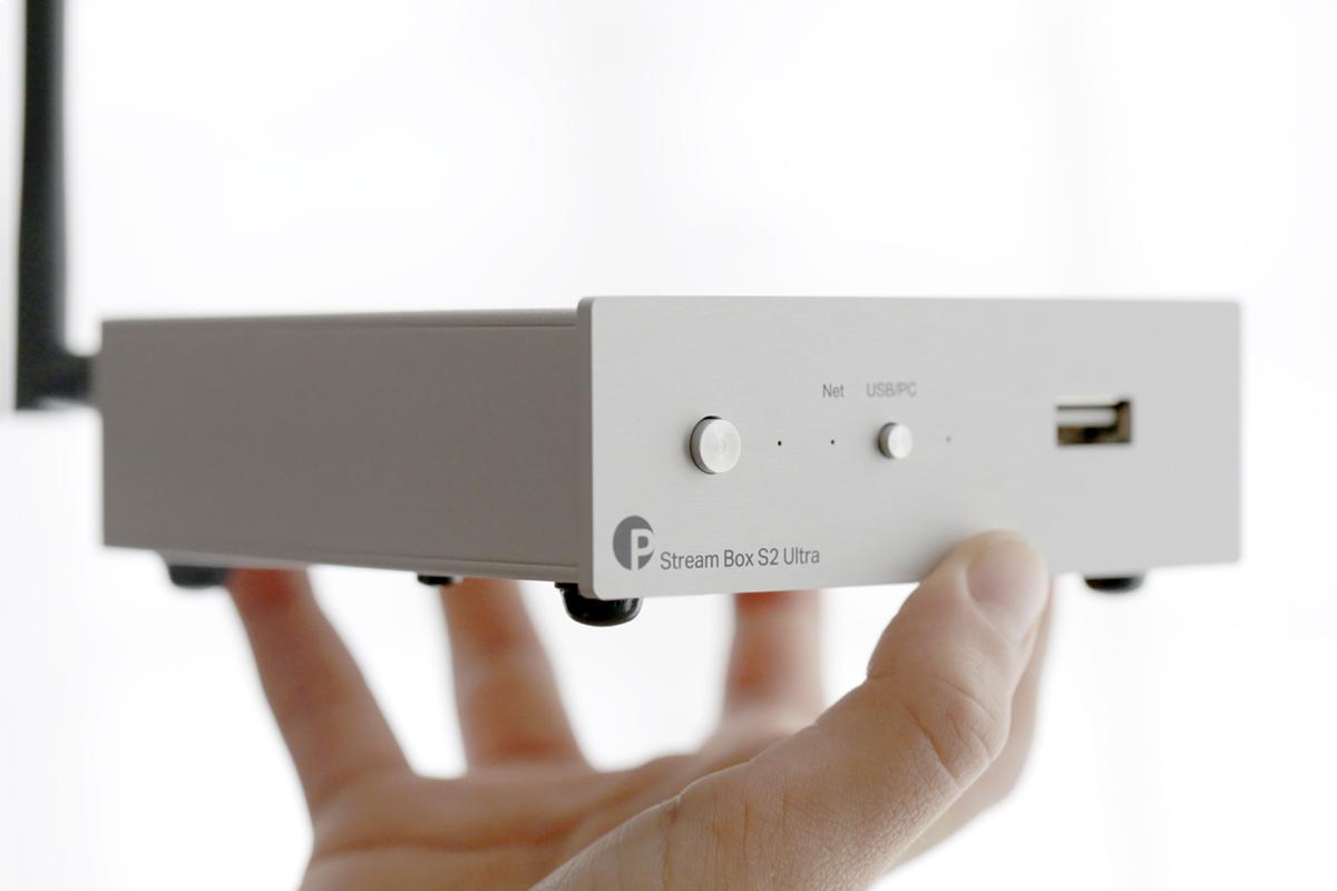 SoundStage! Simplifi | SoundStageSimplifi com - Pro-Ject Stream Box